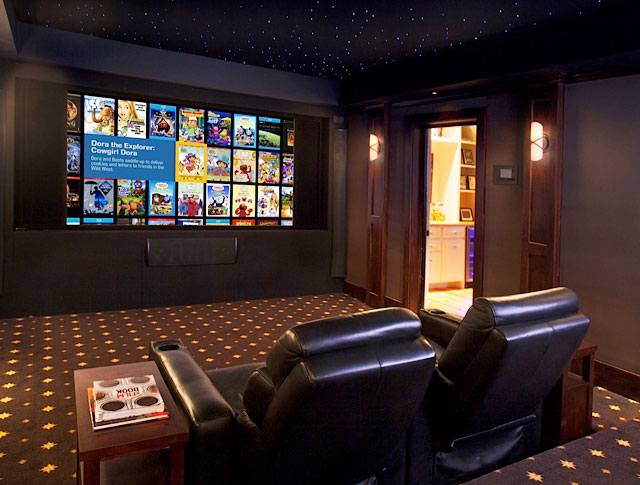 How To Set Up Home Theater In Small Room
